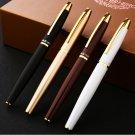 Hero 7088 Luxurious Business Fountain Pen Set 0.5mm Fine Nib Metal Writing Signing Pen Office School