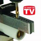 """1/8""""-3/8"""" - 17 holes Drill Bit Guide - Drilling Accessory - Standard V-DrillGuide - STD1000DGNP"""