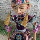 Wayang Golek Arjuna, Arjuna's puppet show