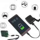 USB Phone Emergency Charger camping equipment Hiking Outdoor