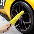 Interior Car Wheel Washing Brush Plastic Handle Vehicle Wheel