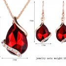 Big Crystal Jewelry Sets for women