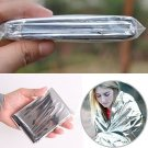 Foil Outdoor Emergency Survival Camping Sleeping Blanket Thermal Rescue