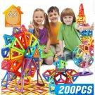 Mini 72 PCS Magnetic Designer Constructor Toy