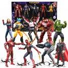 Marvel Avengers Action Figure Captain America Spider man Model Toys for kids