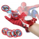 Spider Man Children Toy Glove Launcher Set Action Figure