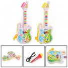 Mini Guitar Toy Kids Baby Musical Instrument Funny Music Educational Toy