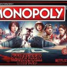 Monopoly Stranger Things Edition Netflix 80s Board Game Hasbro CHOP