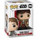 Funko Pop Star Wars: Return of The Jedi - Endor Han Solo Vinyl Figure No. 286