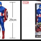 Caption America Marvel Avengers Endgame Titan Hero 12 Inch Toy