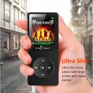 IQQ New Version Ultrathin MP3 Player 40GB and with radio /FM/ record