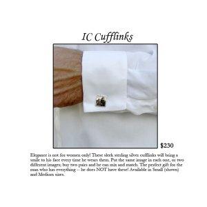 IC Cufflinks