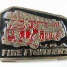 U.S.A. Firefighters Belt Buckle Unbranded 73015
