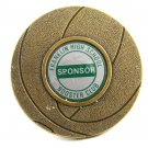 1970 - 80's Franklin High School Sponsor Basketball Belt Buckle Unmarked 121614