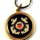 New Old Stock United States Coast Guard 1790 Key Chain