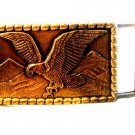 Vintage American Eagle Belt Buckle