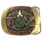 1980's United States Marine Corps Semper Fidelis Belt Buckle 82114
