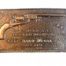 Vintage Colt Navy 36 Caliber Model 1851 Belt Buckle