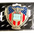 U.S. Air Force Air Superiority  Belt Buckle by Great American Products