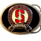 1992 GAP Sanford University Cardinal Belt Buckle Made in U.S.A.