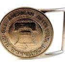 Vintage 1776 - 1976 American Revolution Centennial Belt Buckle