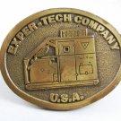 Exper - Tech Company Tech Five U.S.A. Belt Buckle By Hit Line USA 121614