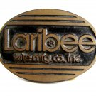 Vintage Laribee Wire Mfg Co., Inc Belt Buckle - by Dyna 12022013