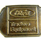 Ford Tractors Equipment Belt Buckle by I. Morrison & Co. 82114
