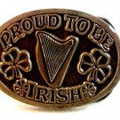 1994 Proud To Be Irish Belt Buckle