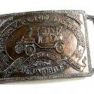 Unmarked Henry Ford Detroit Model T Automobile Belt Buckle 10312013