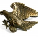 American Eagle Solid Brass Belt Buckle by Baron 62614