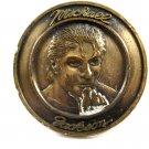 Official 1984 Triumph Merchandise Michael Jackson Belt Buckle 10292013