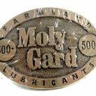 Moly Gard 500 Farmland Lubricants Belt Buckle 82114 Mint In Plastic