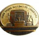 1989 John Deere Maximier Combine Belt Buckle 4102014