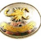 Large Mexican Scorpion Belt Buckle 61914