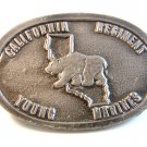 California Regiment Young Marines Belt Buckle Replica Products 1992