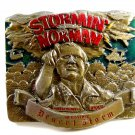 991 Stormin Normin Desert Storm Belt Buckle Limited Edition by JP
