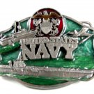 United States Navy Belt Buckle by Siskiyou Made in USA 62614