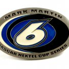 Mark Martin Nascar Nextel Cup Series Fine Pewter Belt Buckle 10312013