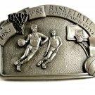 1985 Commemorative Basketball Belt Buckle by Arroyo Grande 102214