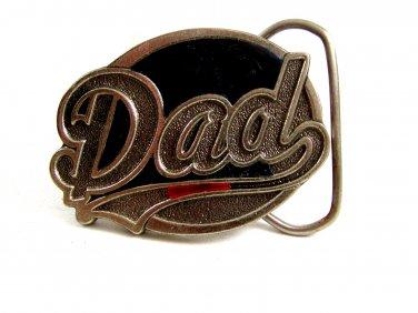 1987 Dad Belt Buckle by Great American Belt Co.