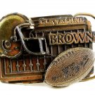 Chicago Bears NFL Officially Licensed Belt Buckle 2052013
