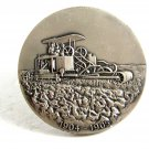 1986 Limited Edition Holts No. 77 Steam Crawler Belt Buckle 092214