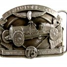 Indianapolish 500 75th Anniversary Limited Edition Belt Buckle by Casselberry