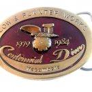 1984 John Deere Plow & Planter Works Centenniel Belt Buckle