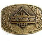 1989 Greater Des Moines Iowa RUAN Grand Prix No. 1 of 500 Belt Buckle 9717