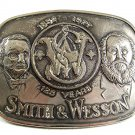 1852 - 1977 125 Years SMITH & WESSON Belt Buckle 91917