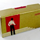 Vintage In Box Art Deco Collar Clip By Swank 50 82417
