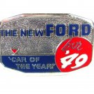 1949 The New Ford Belt Buckle By HOOK FAST PAT NO 1481911 52416