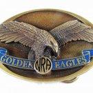 NRA Golden Eagles Belt Buckle By ALUMALINE 22916 in Original Box
